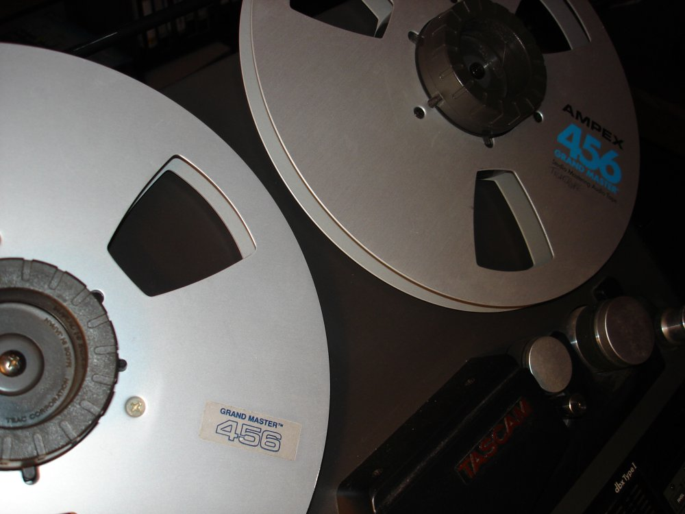 reel to reel backup