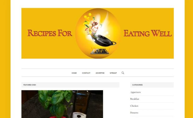 recipes for eating well